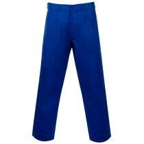 """Supertouch Weld-Tex FR54096 FR Welders Trousers Navy Blue 38"""" Waist"""