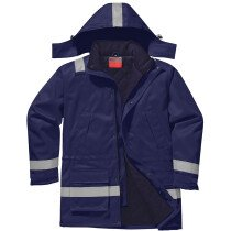 Portwest FR59 FR Anti-Static Winter Jacket Flame Resistant