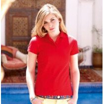 Fruit Of The Loom 63212 Lady-Fit 65/35 Polo