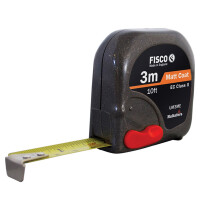 Fisco UM3ME 3m/10' Tape Measure FSCUM3MEN