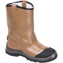Portwest FT12 Steelite Rigger Boot Pro S3 CI HRO - Tan