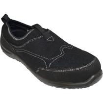 Portwest FT54 Steelite Tegid Slip On Trainer S1P Footwear - Black