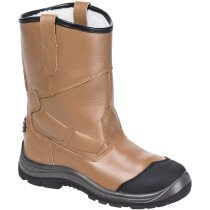 Portwest FT12 Steelite Rigger Boot Pro S3 CI HRO - Tan
