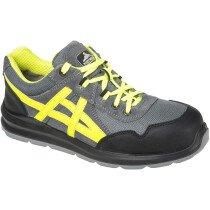 Portwest FT50 Steelite Mersey Trainer Shoe S1 - Grey