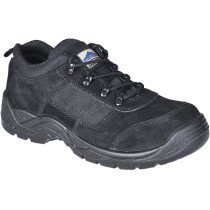 Portwest FT64 Steelite Trouper Shoe S1P - Black