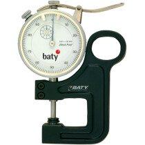 Baty FTM-1 Metric Dial Thickness Gauge