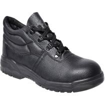 Portwest FW10 Steelite Protector Boot S1P - Black