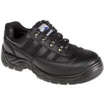 Portwest FW15 Steelite Safety Trainer S1 - Black