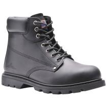 Portwest FW16 Steelite Welted Safety Boot SBP HRO - Black