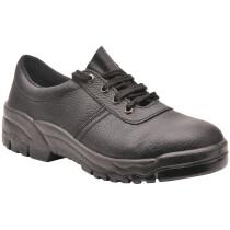 Portwest FW19 Work Shoe O1 - Occupational Footwear - Black