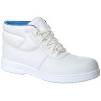 Portwest FW88 Steelite Albus Laced Boot S2 White