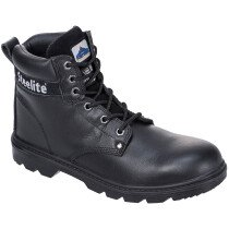 Portwest FW11 Steelite Thor Boot S3 - Black
