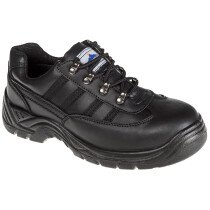 Portwest FW25 Steelite Safety Trainer S1P - Black