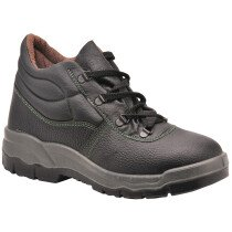 Portwest FW21 Steelite Safety Boot S1 - Black