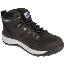 Portwest FW31 Steelite Mid Cut Nubuck Boot SB HRO Safety Boot