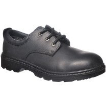 Portwest FW44 Steelite™ Work Steelite Thor Shoe S3 - Black