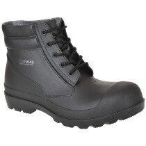 Portwest FW45 PVC Boot S5 - Black