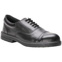 Portwest FW47 Steelite Executive Oxford Shoe S1P - Black