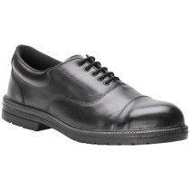 Portwest FW47 Steelite Executive Oxford Shoe S1P - Black