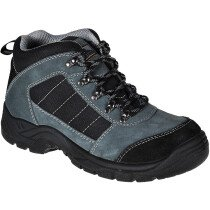 Portwest FW63 Steelite Trekker Boot S1P - Black/Grey