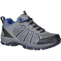 Portwest FW67 Occupational Footwear Nebraska Low Cut Trainer - Grey