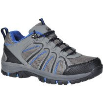 Portwest FW67 Occupational Footwear Nebraska Low Cut Trainer - Grey