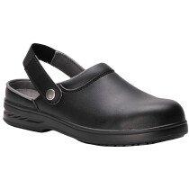 Portwest FW82 Steelite Safety Clog Shoe SB AE WRU
