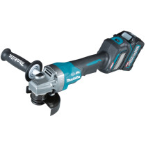 GA028GD101 40v XGT 115mm Angle Grinder with Paddle Switch, 1 x 2.5Ah Battery in Case