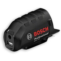 Bosch GAA12V USB Charging Port Adapter for 12 V Batteries in a carton