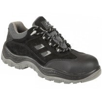 Himalayan 4115 Garona Black Non - Metallic Safety Trainer Shoe S1P SRC