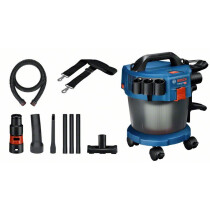 Bosch GAS 18V-10 L Body Only 18v Portable Dust Extractor