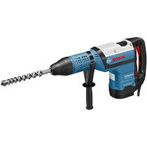 Bosch GBH 12-52 D 12kg 1700W SDS-Max 2 Function Rotary Hammer in Carry Case - 230V