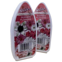 Selden Shades Gel Air Freshener Summer Flowers 190GR x 1