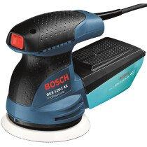 Bosch GEX125-1AE Professional Palm Random Orbit Sander 230V
