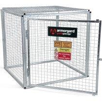 Armorgard GGC4 Gorilla Gas Bottle Cage 1200×1200×1200mm Galvanised