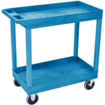 GPC GI402L Super Strength Plastic Multi-Purpose Trolley