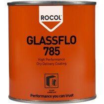 Rocol 78844 Glassflo 785 - High Performance Dry Delivery Coating 500g