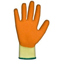 Premier Pred4Grip Orange Latex Gloves