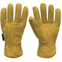 Predator 3-15 Gold Prestige Drivers Driving Glove Size 10