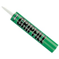 Evo-Stik EVOGRIPFILL Gripfill High Performance, Multi-Purpose, Gap Filling Adhesive C30 350ml