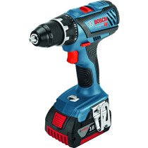 Bosch GSR 18V-28 18V Dynamic Series Drill/Driver with 2x 5.0Ah Batteries in L-Boxx