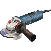 "Bosch GWS 13-125 CI 5"" (125mm) Angle Grinder 1300W with Vibration Control and Kickback Stop - 230v"