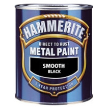 Hammerite SB750ML Smooth Finish 750ml brush-on - Smoothrite - Dark Green