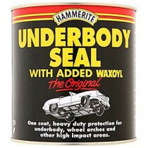 Hammerite 6711404 Underbody Seal 2.5 Litre (Pack of 2)