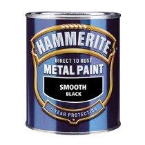 Hammerite SB250ML Smooth Finish 250ml Brush-On Smoothrite