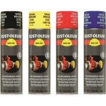 Rustoleum 2100 RAL Hard Hat Topcoat 500ml Aerosol Spray Paint