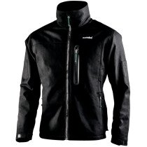 """Metabo HJA14.4-18 Body Only Heated Jacket with Battery Adaptor-XX-Large (52""""-54"""" Chest)"""