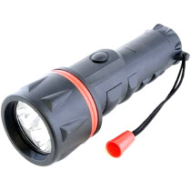 HomeLife D2222 2D Rubber LED Torch