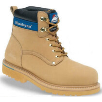 Himalayan 3402 Goodyear Welted Honey Safety Boot SBP SRA