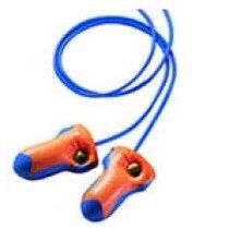 Howard Leight LaserTrak Corded Detectable Ear Plugs (Pack of 100)